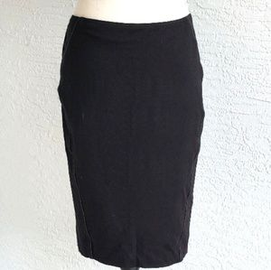 Chico's Black Pencil Skirt